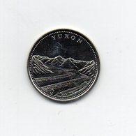 Canada - 1992 - 25 Centesimi - Yucon - Vedi Foto - (MW2142) - Canada