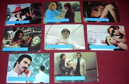 Woody Allen Everything You Always Wanted To Know About Sex Burt Reynolds  8x Yugoslavian Lobby Cards - Photographs