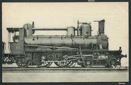H.M.P. - Les Locomotives De L'Orléans N°1406 - Loco Type 221 N° 580 - Voir 2 Scans - Trains