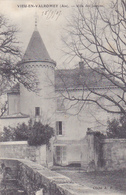 Cpa-01-vieu En Valromey-villa Des Jasmins-edi A.P - Frankreich