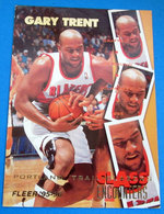 GARY TRENT  CARDS NBA FLEER 1996 N 466 CLASS ENCOUNTERS - Trading Cards