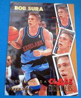 BOB SURA  CARDS NBA FLEER 1996 N 464 CLASS ENCOUNTERS - Trading Cards
