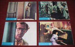 Woody Allen MIDSUMMER NIGHT'S Mia Farrow - 4x Yugoslavian Lobby Cards - Foto's