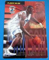 LARRY JOHNSON  CARDS NBA FLEER 1996 N 393 - Altri