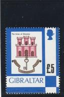 Gibilterra - Mint  - Valore Complementare - Cat Unificato N.393,   Anno 1979 - Gibraltar