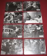 Woody Allen THE FRONT Martin Ritt - 8x Yugoslavian Looby Cards - Foto's