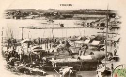 TONKIN - Hanoï - Bords Du Fleuve Rouge - Viêt-Nam