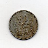 Francia - Colonie - Algeria - 1949 - 50 Franchi - Vedi Foto - (MW2144) - Colonie