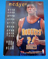 ROOKIE  CARDS NBA FLEER 1996 N 367 - Trading Cards