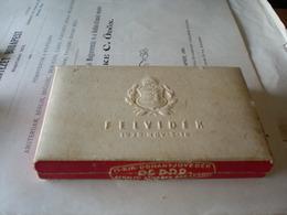 WW2 Felvidek Viszatert 1938 Nov. 5 10 Komarom Bevonulas Komaromba 1938 November 6 Horty Miklos M Kir. Dohanyjovedek - Empty Tobacco Boxes