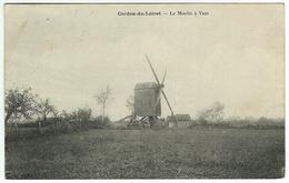 Cerdon-du-Loiret - Le Moulin à Vent (windmill - Windmollen) - France