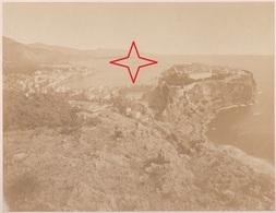 MONACO Lot De 3 Photos Prisent Vers 1895. - Monte-Carlo