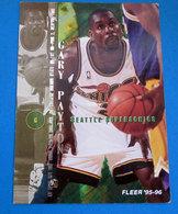 GARY PAYTON   CARDS NBA FLEER 1996 N 324 - Altri