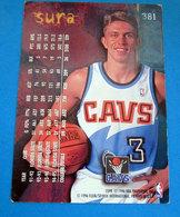 ROOKIE SURA   CARDS NBA FLEER 1996 N 381 - Altri