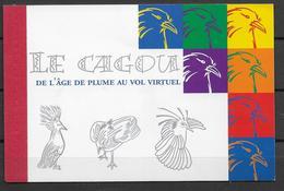 CALEDONIE - 2003 - RARE CARNET PRESTIGE YVERT N° 903/904 ** MNH - COTE = 140 EUR. - Booklets