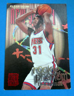 ED O'BANNON   CARDS NBA FLEER 1996 N 492 - Trading Cards