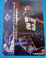 TYRONE CORBIN   CARDS NBA FLEER 1996 N 318 - Trading Cards