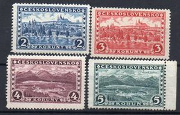 CZECHOSLOVAKIA  1926 , MNH , NO WATERMARK - Czechoslovakia
