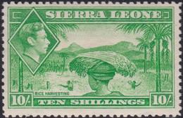 Sierra Leone    .   SG  .    199       .   **      .    MNH       .   /    .    Postfris - Sierra Leone (...-1960)