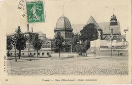 59 DOUAI PLACE HAUBERTSART LES BAINS 24 - Douai
