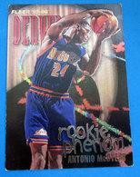 ANTONIO MCDYESS   CARDS NBA FLEER 1996 N 491 - Altri