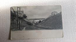B5/le Pont Donnant Accès à La Ville - Hendaye