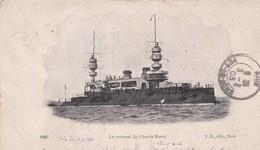 LE CUIRASSE CHARLES MARTEL / PRECURSEUR 103 - Guerre