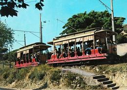 Postcard Of Sintra Tram (5419) - Tramways