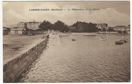 LARMOR-BADEN Le Débarcadère Et Les Hôtels - France