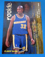 JOE SMITH   CARDS NBA FLEER 1996 N 378 - Altri