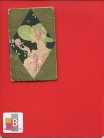 Coulommiers Optique Médicale Georges BOILLON Rue Pecherie Horlogerie Besançon Calendrier Femme ART DECO 1940 - Kalenders