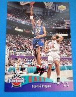 SCOTTIE PIPPEN   CARDS NBA FLEER 1996 N 2 - Trading Cards