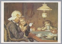 NL.- NIETS VERGETEN, C. JETSES. UIT HET BOEK VAN OT EN SIEN; SIJTHOFF. - Voorstellingen