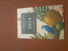 Carte L Erbolario 2014  D - Cartes Parfumées