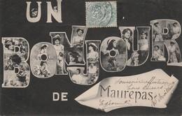 80 - MAUREPAS - Un Bonjour De Maurepas - Autres Communes
