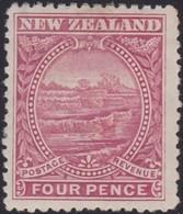 New Zealand    .   SG  .   252       .   *        .  Mint-hinged     .   /    .   Ongebruikt - 1907-1947 Dominion