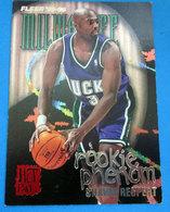 SHAWN RESPERT   CARDS NBA FLEER 1996 N 494 - Altri