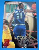 KEVIN GARNETT   CARDS NBA FLEER 1996 N 490 - Trading Cards