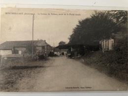 Montmeilliant - France