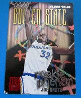 JOE SMITH   CARDS NBA FLEER 1996 N 495 - Trading Cards