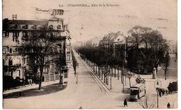 Strasbourg-  Allee De La Robertsau - Strasbourg