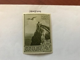San Marino Air Mail Mnh 1944 - San Marino