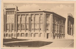 CPA - Belgique - Seraing - L'école Technique - Seraing