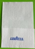Servilleta,serviette Cafés Lavazza.Portugal - Serviettes Publicitaires