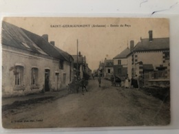 Saint Germainmont - France