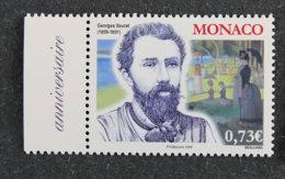 MONACO - 2009 - YT 2688 ** - GEORGES SEURAT - Unused Stamps