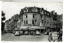 Knokke-Zoute - Avenue Du Littoral / Kustlaan - Hôtel Terminus - 1961 - Edit. Thill N° 90 - 2 Scans - Knokke