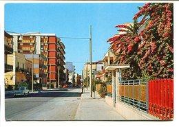 PALAGIANO - VIALE STAZIONE. ITALY POSTAL CPA CIRCULATED - LILHU - Taranto