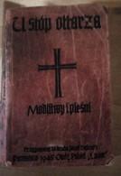 Ancienne Bible Polonaise Militaire 1945 - Guerre 1939-45