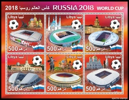 WORLD CUP RUSSIA 2018 COUPE DU MONDE SOCCER FOOTBALL [LB01] - 2018 – Russland